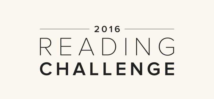 The POPSUGAR 2016 ReadingChallenge