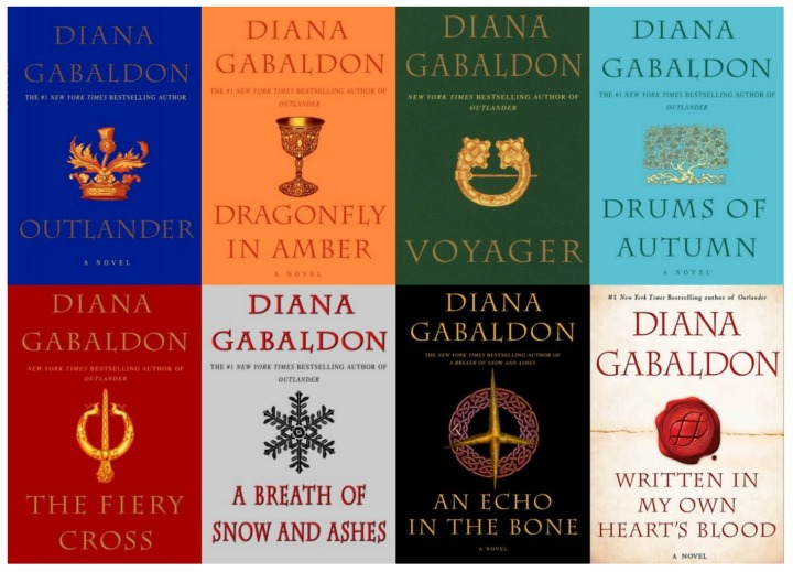 A Review: The Outlander Series