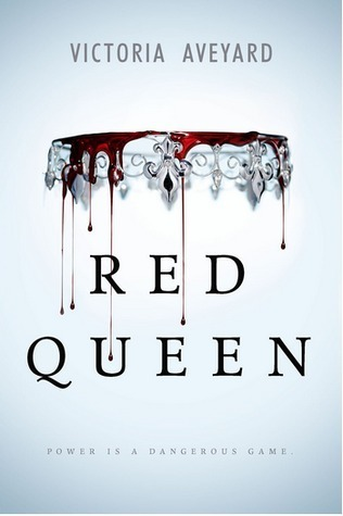 Book Review: Red Queen (Red Queen #1)