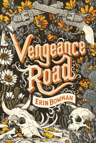 Book Review: Vengeance Road