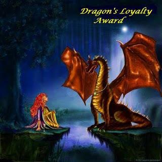 Dragon's Loyalty AwardNomination
