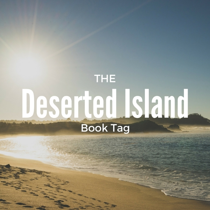 The Deserted Island BookTag