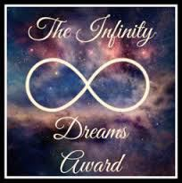 Infinity Dreams Blogger Award
