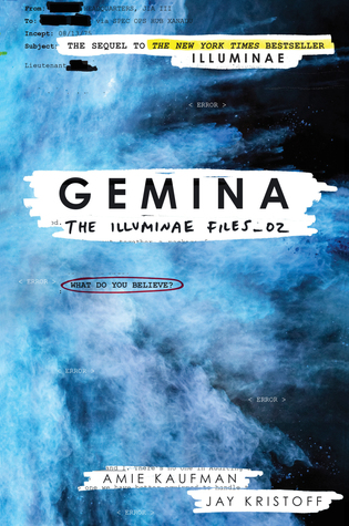 Book Review: Gemina (The Illuminae Files, #2)