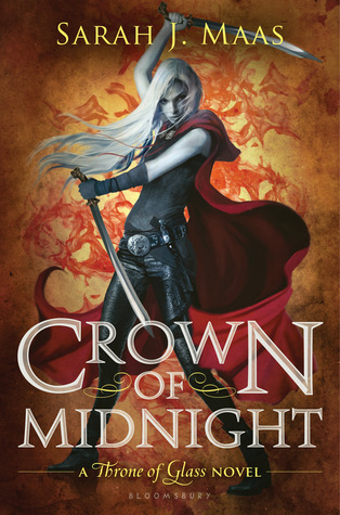 Review: Crown of Midnight (Throne of Glass, #2)