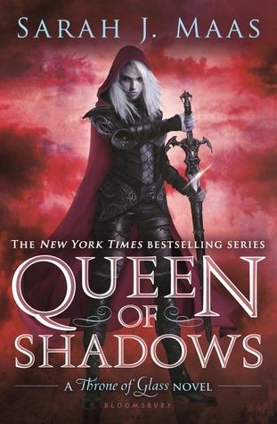 Book Review: Queen of Shadows (Throne of Glass,#4)