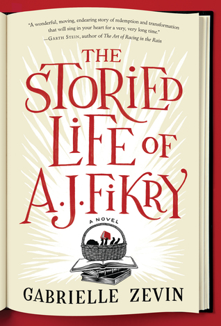 Book Review: The Storied Life of A.J. Fikry