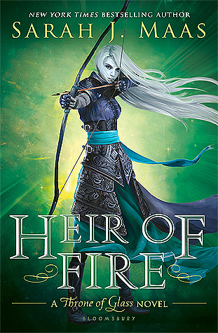 Review: Heir of Fire (Throne of Glass, #3)