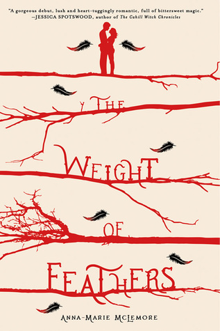 Book Review: The Weight of Feathers