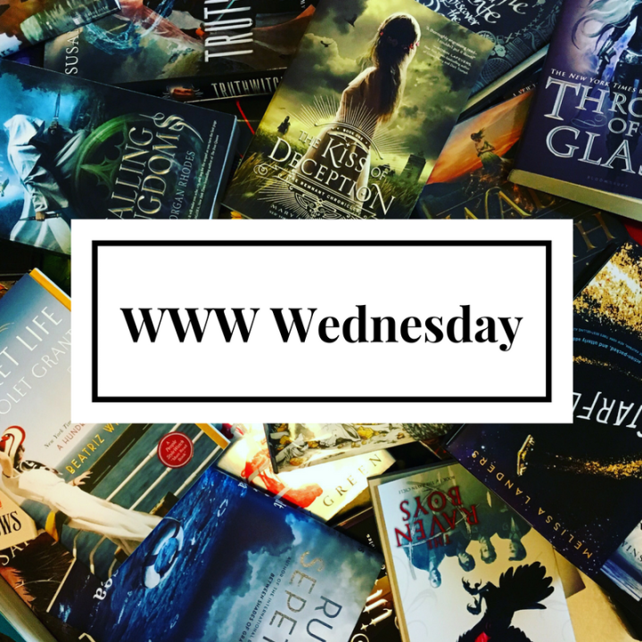 WWW Wednesday – August 16th, 2017