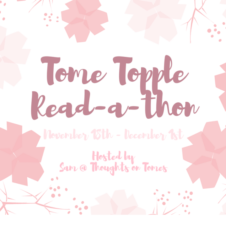 Tome Topple Read-a-thon, Fall 2016