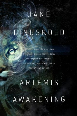 Book Review: Artemis Awakening (Artemis Awakening, #1)