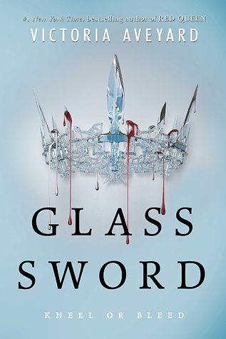 Book Review: Glass Sword (Red Queen,#2)