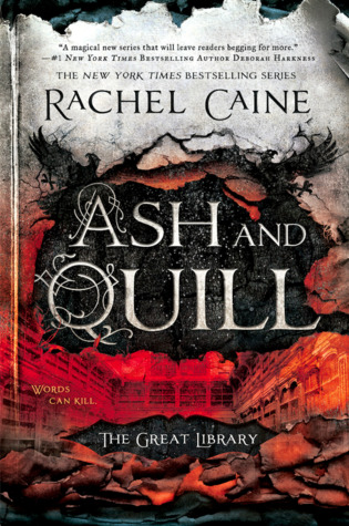 Book Review: Ash and Quill (The Great Library, #3)