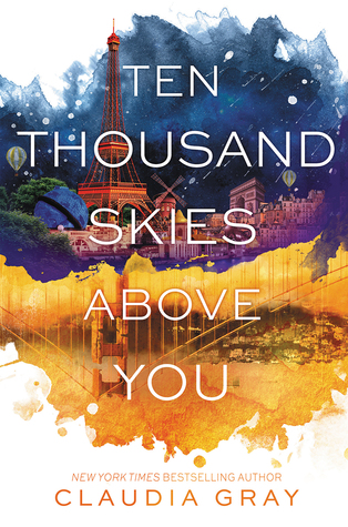 Book Review: Ten Thousand Skies Above You (Firebird, #2)