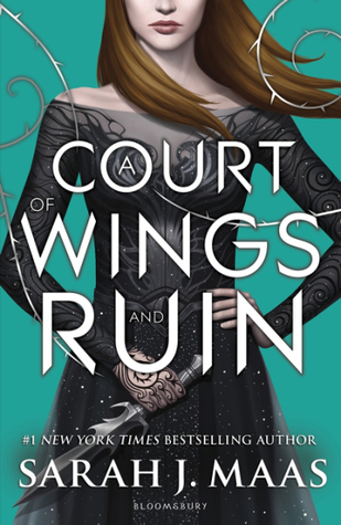 Book Review: A Court of Wings and Ruin (A Court of Thorns and Roses, #3)