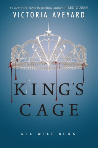 Book Review: King's Cage (Red Queen, #3)