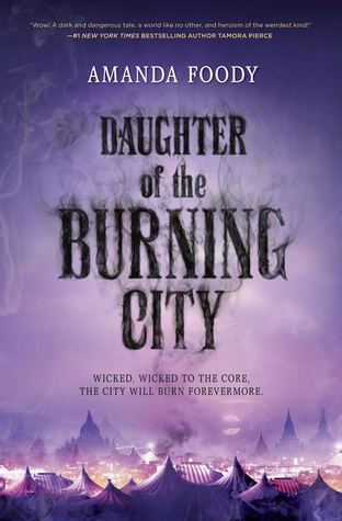 Book Review: Daughter of the Burning City