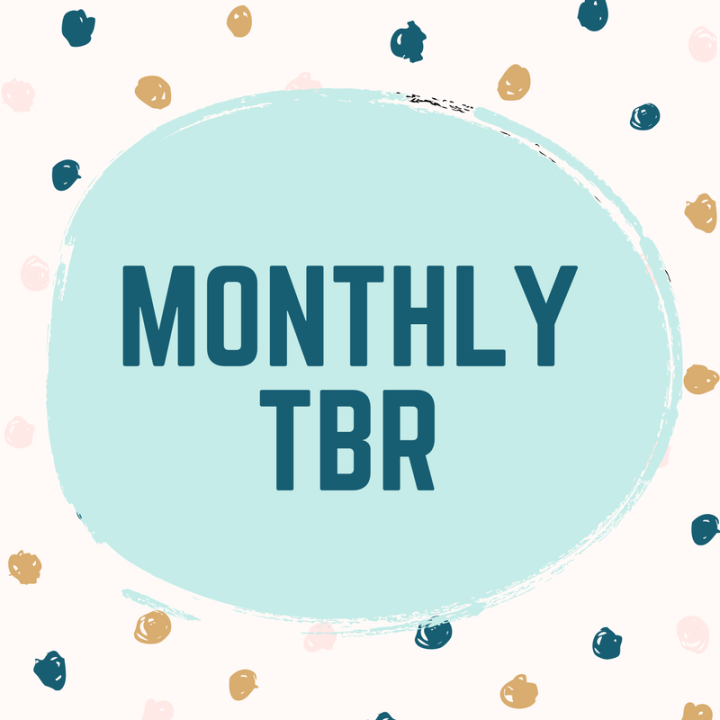 August TBR: Where I Try Way Too Hard