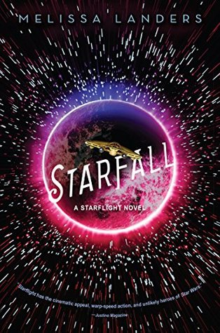 Book Review: Starfall (Starflight, #2)