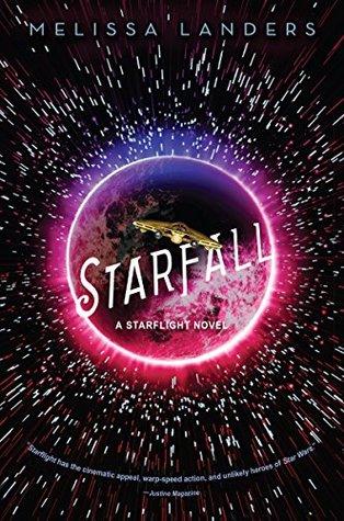 Book Review: Starfall (Starflight,#2)