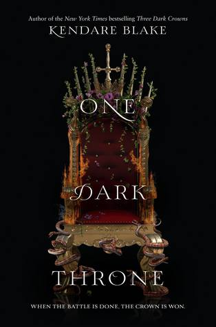 Book Review: One Dark Throne (Three Dark Crowns, #2)