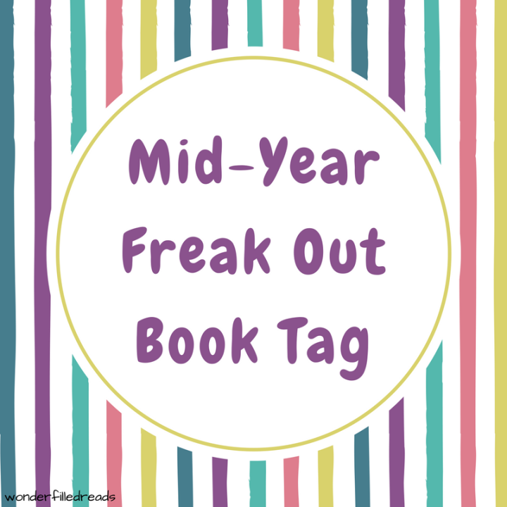 2018 Mid-Year Freak Out Book Tag