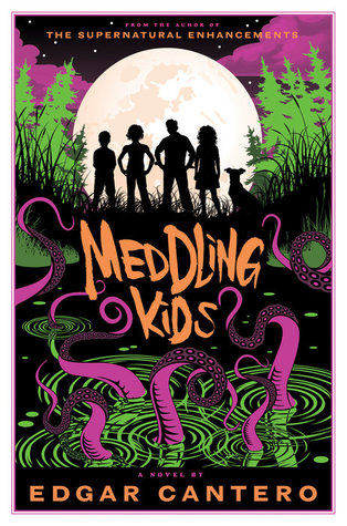 Book Review: Meddling Kids