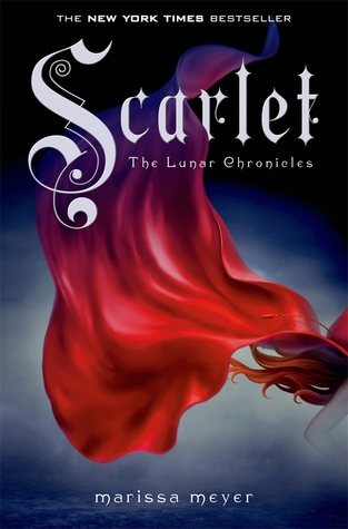 Book Review: Scarlet (The Lunar Chronicles, #2)