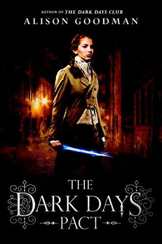 Book Review: The Dark Days Pact (Lady Helen, #2)