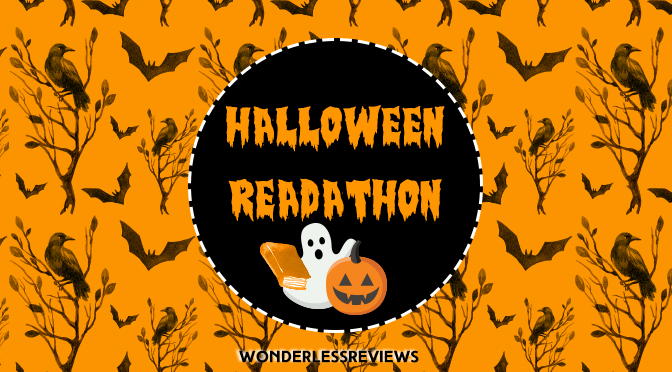 October TBR and Halloween Readathon!