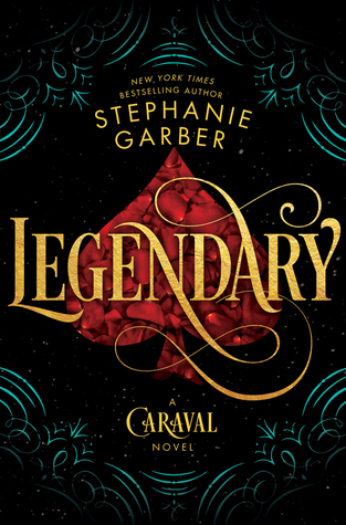 Book Review: Legendary (Caraval, #2)