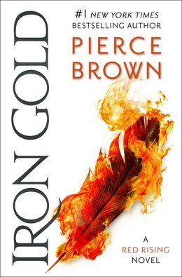 Book Review: Iron Gold (Red Rising, #4)