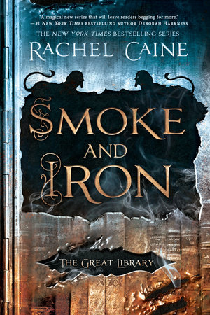 Book Review: Smoke and Iron (The Great Library, #4)