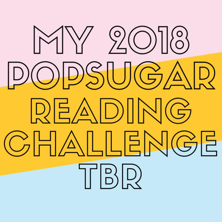 2018 POPSUGAR ReadingChallenge