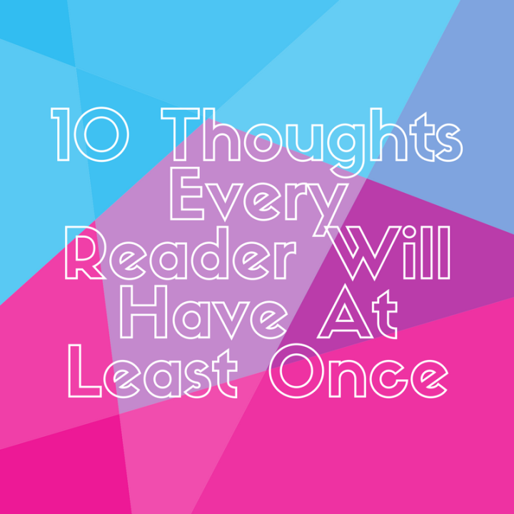 Common Thoughts and Emotions of a Reader