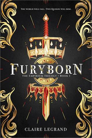 ARC Review: Furyborn (Empirium, #1)