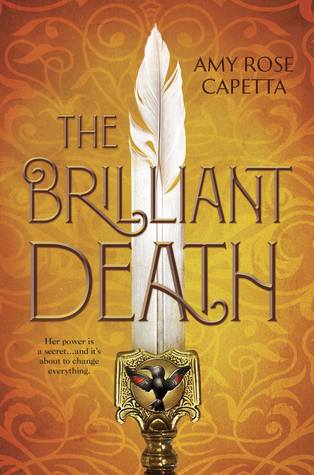ARC Review: The Brilliant Death