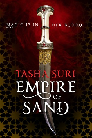 ARC Review: Empire of Sand (The Books of Ambha, #1)