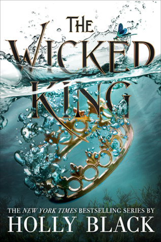 Book Review: The Wicked King (The Folk of the Air, #2)