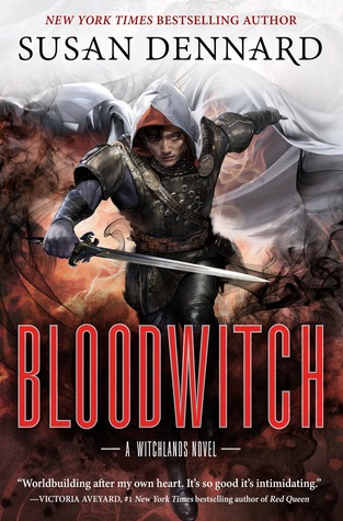 Book Review: Bloodwitch (The Witchlands, #3)