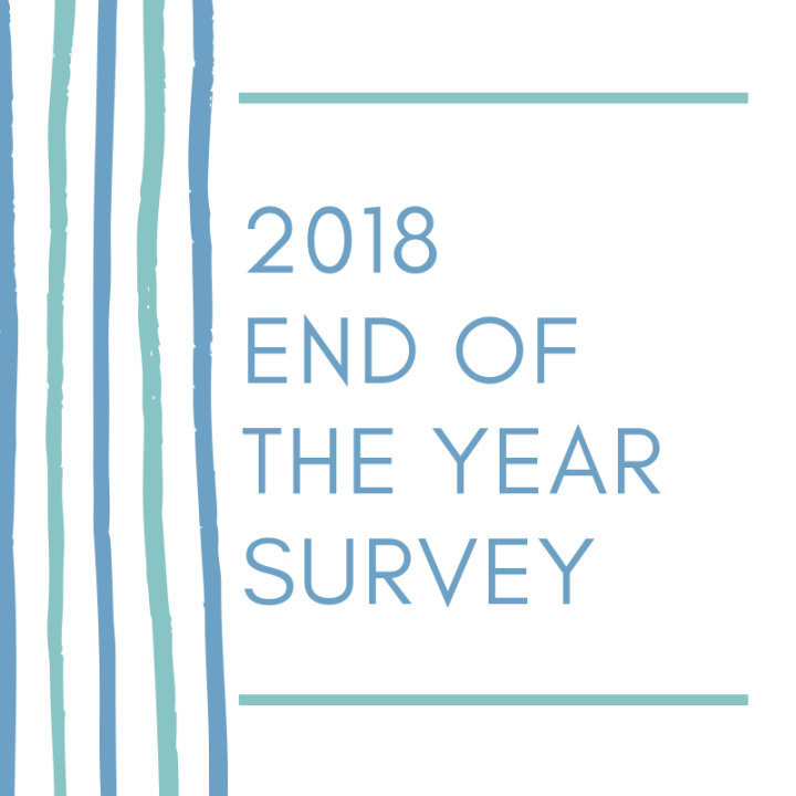 2018 End of the Year Survey