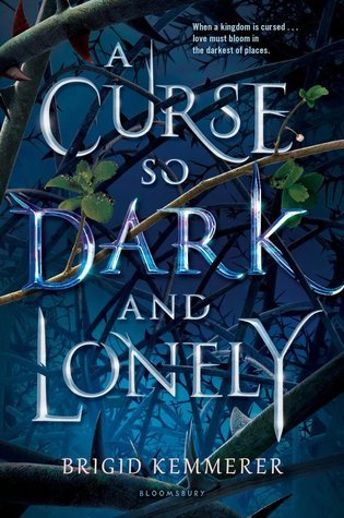 Book Review: A Curse So Dark and Lonely (A Curse So Dark and Lonely, #1)