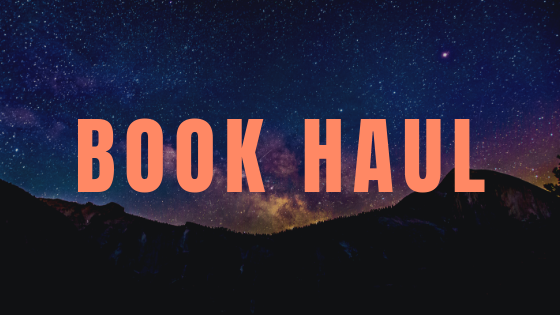 My Book Outlet & Audible Book Haul