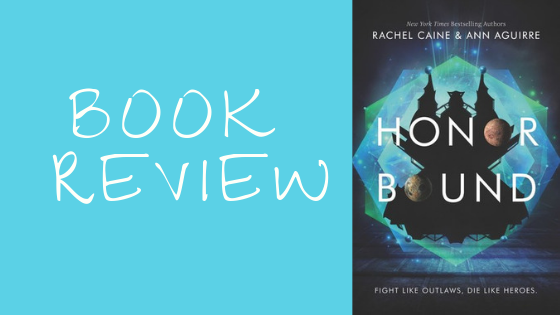 Book Review: Honor Bound (The Honors, #2)