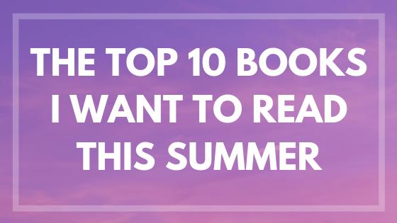 My Summer Must-ReadTBR