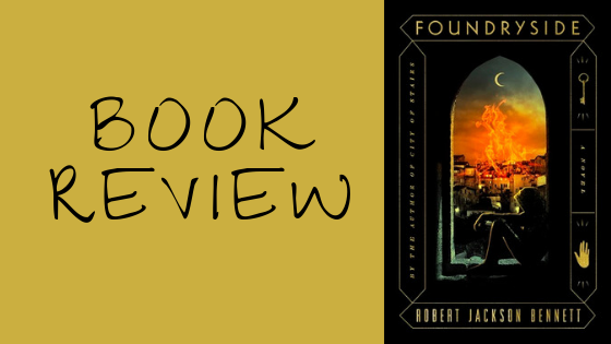 Book Review: Foundryside (Founders, #1)
