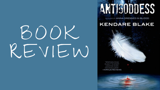 Book Review: Antigoddess (Goddess War, #1)