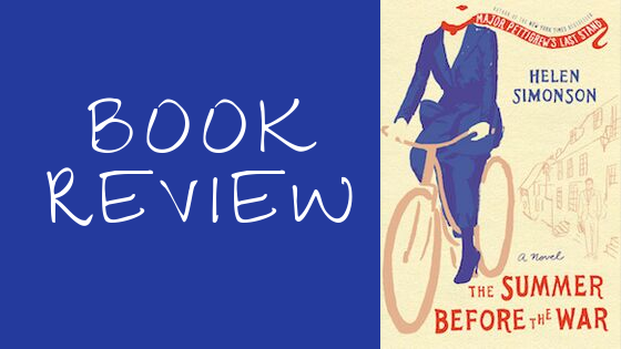 Book Review: The Summer Before the War