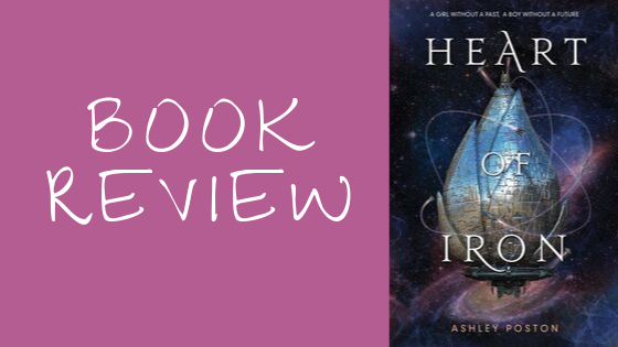 Book Review: Heart of Iron (Heart of Iron, #1)